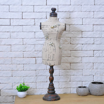 Jewelry Wooden Accessory Decoration Rack [6283672262]