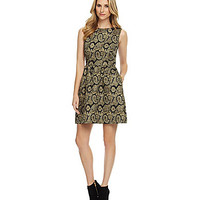 Cremieux Adalyn Jacquard Dress | Dillards.com