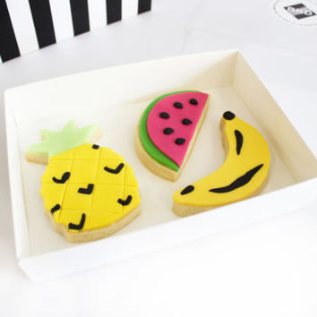 Tropical Biscuit Gift Box