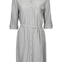Belted Shirtdress - Topshop