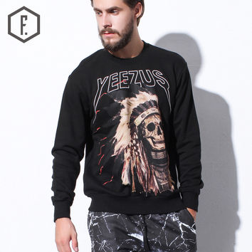 Indian Print Hoodies [8822210947]