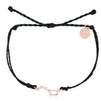 Rose Gold Big Dipper Black