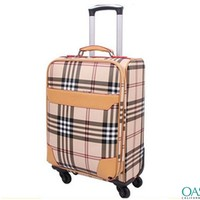 Wholesale Checked Print Luggage Manufacturers & Suppliers 2016
