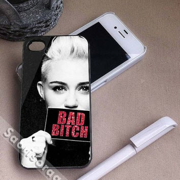 Miley Cyrus for iPhone 4, iPhone 4s, iPhone 5, iPhone 5s, iPhone 5c, Samsung Galaxy S3, Samsung Galaxy S4 Case