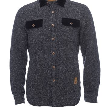 CPO Jacket in Charcoal