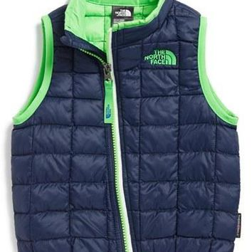 The North Face Infant Boy's 'ThermoBall' PrimaLoft Vest,