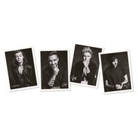On the Road Again Tour Signed Photo Set