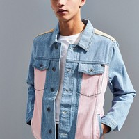 Barney Cools B. Rigid Denim Trucker Jacket | Urban Outfitters