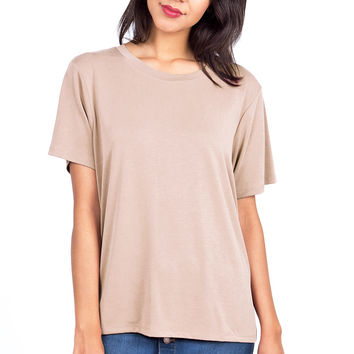 Luxe Essential Tee