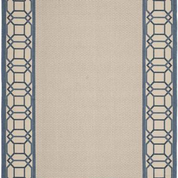 Safavieh Martha Stewart MSR4266-233A25 Facet Border Area Rug