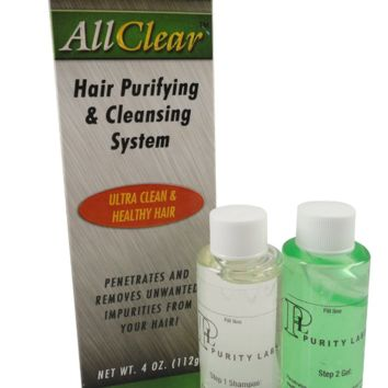 All Clear Hair Toxin Eliminator and Purifier