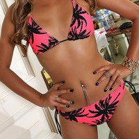 Summer Vacation Triangle Bikini Sets