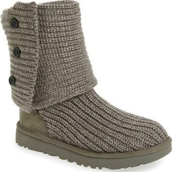 UGG? 'Classic Cardy II' Knit Boot (Women) | Nordstrom