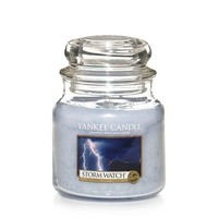 Storm Watch® : Medium Jar Candles : Yankee Candle