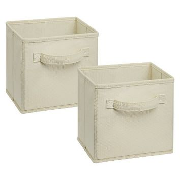 ClosetMaid Mini Fabric Drawers - 2 Pack
