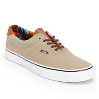 Vans Era 59 Dune & Multi Stripe Shoe
