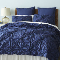 Savannah Bedding & Duvet - Indigo