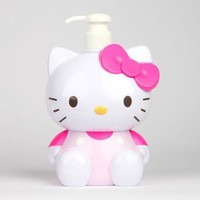 Hello Kitty Soap Dispenser: Strawberry