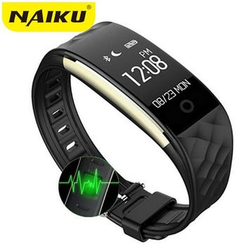 NAIKU S2 sport Smart Band wrist Bracelet Wristband Heart Rate Monitor