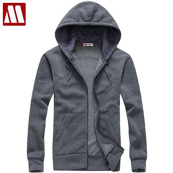 Free shipping 2017 New Arrive men's fashion hoodies men's autumn and winter cotton hooded sweatshirt size S-XXL D265