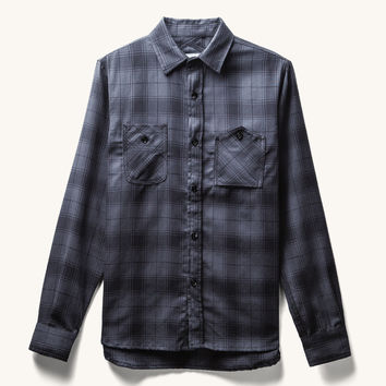 Diamond Plaid Workshirt