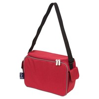 Wildkin Keep It Cooler Lunch Box - Kids (Red)
