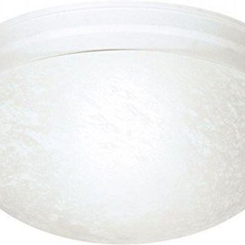 """Nuvo 76-614 - 12"""" Close-To-Ceiling Flush Mount Ceiling Light"""