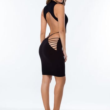 Cheek 2 Cheek Strappy Dress GoJane.com
