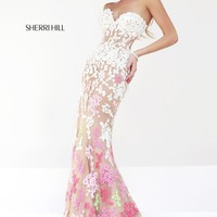 Sherri Hill 11134 Prom Dress