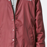 Diamond Supply Co Diamond Cut Coach's Jacket at PacSun.com