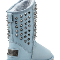 Australia Luxe Collective Pistol Boot with Sheepskin in Ice Blue from REVOLVEclothing.com