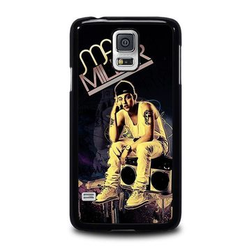 mac miller samsung galaxy s5 case cover  number 1