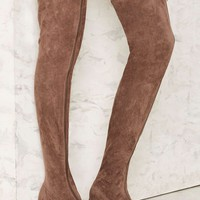 Jeffrey Campbell Cienega 2 Over-the-Knee Boot