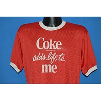 70s Coke Adds Life To Me Jersey Large