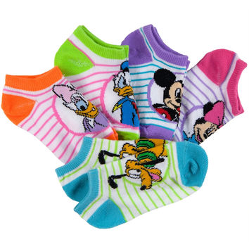 Disney Gang - Characters Kids Socks 5 Pack