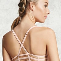 Low Impact - Caged Sports Bra