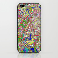 Côte d'Or iPhone & iPod Skin by K Shayne Jacobson