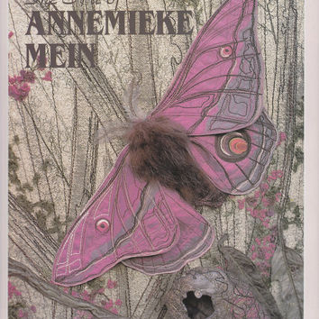 The Art of Annemieke Mein Wildlife Art in Textile by 7thStash