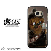 Baby Chewbacca DEAL-1274 Samsung Phonecase Cover For Samsung Galaxy S7 / S7 Edge
