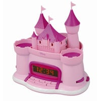 Disney Princess Alarm Clock Radio