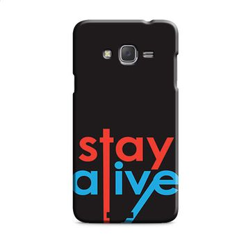 Twenty One Pilots Stay Alive Samsung Galaxy J7 2015 | J7 2016 | J7 2017 Case