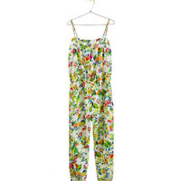 PRINTED JUMPSUIT - Dresses - Girl - Kids - ZARA Spain