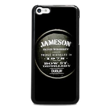 JAMESON WHISKEY iPhone 5C Case Cover