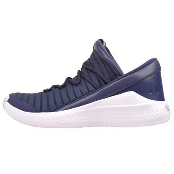 Jordan Men's Flight Luxe, Midnight Navy/White-White