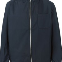 Oliver Spencer Zipped Pocket Jacket - Tiziana Fausti - Farfetch.com