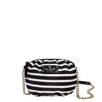kate spade new york nylon stripe greta
