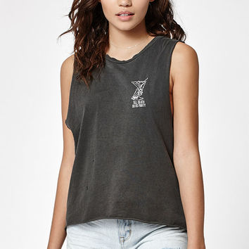 Desert Dreamer Graphic Skeleton Muscle Tank at PacSun.com