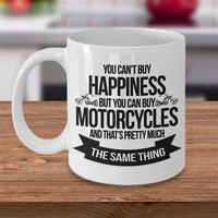 You Can't Buy Happiness T-Shirts and Gifts - Christmas Gifts for Everyone