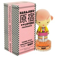 Harajuku Lovers Wicked Style Baby By Gwen Stefani Eau De Toilette Spray 1 Oz