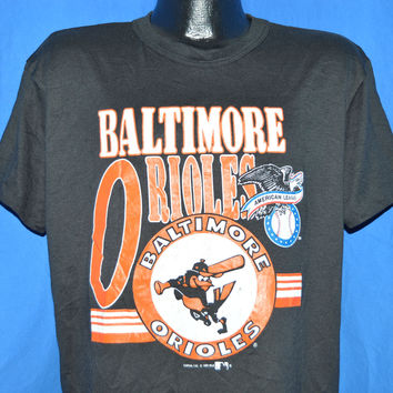 90s Baltimore Orioles Baseball t-shirt Large